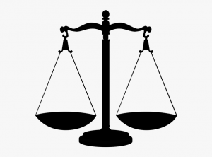 94-943811_silhouette-scales-justice-scale-libra-balance-scales-of